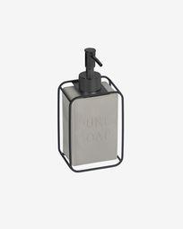 Dispensador de jabón Jainen negro