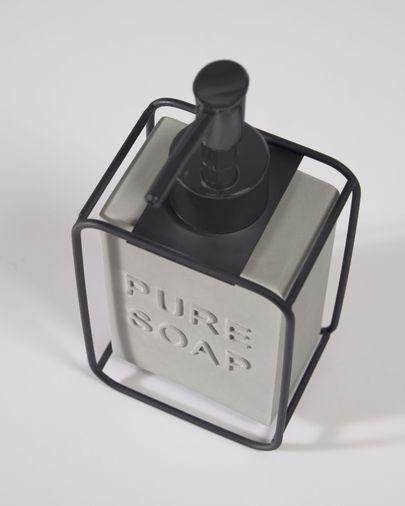 Jainen black soap dispenser