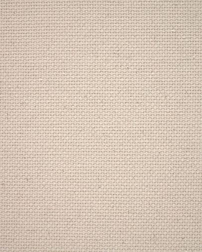 Nuun Hochstuhl Kissen, 100% Bio-Baumwolle (GOTS), natur