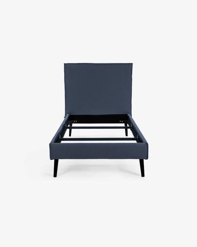 Llit Venla 90 x 190 cm blau