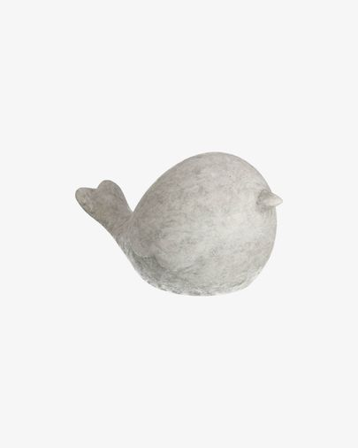 Figura decorativa Wynne pájaro grande