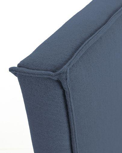 Bed Venla 150 x 190 cm blauw