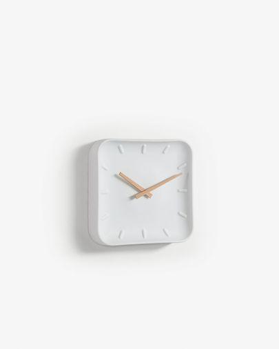 Orologio da parete quadrato Wana 26 x 26 cm