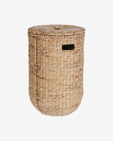 Cesta Zaya in fibre naturali