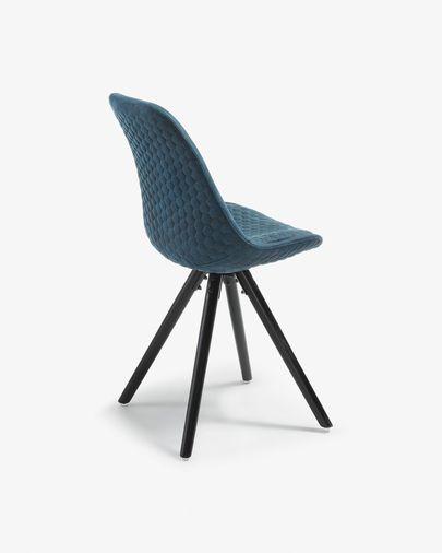 Navy blue Ralf chair
