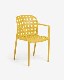 Cadeira Isa amarelo