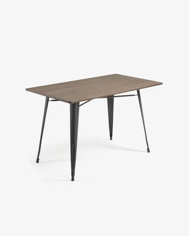 Table Malira 150 x 80 cm antracite
