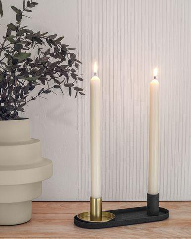 Set Nair de 2 candelabros