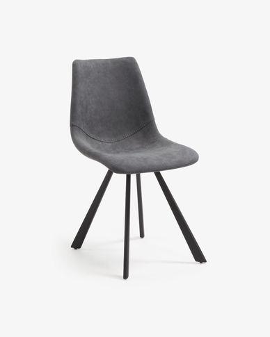 Chaise Alve graphite