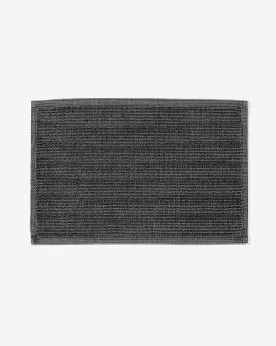 Catifa de bany Miekki gris fosc
