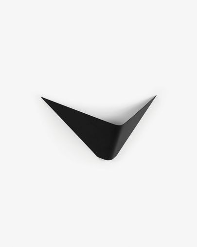 Ginebra Wandleuchte, schwarz