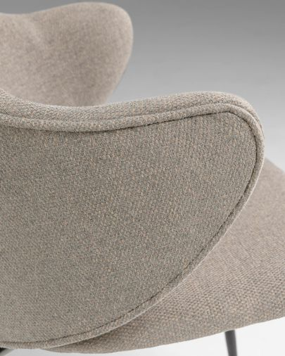 Light grey Suanne chair