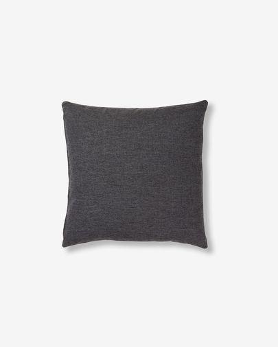 Fodera per cuscino Kam 45 x 45 cm grafite