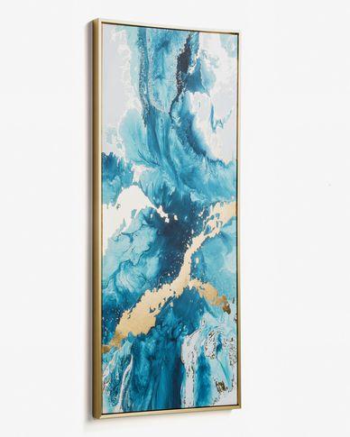 Tableau Iconic 50 x 120 cm