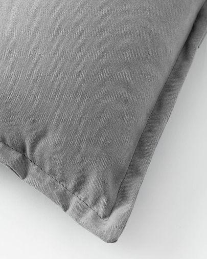 Funda coixí Lisette 45 x 45 cm gris