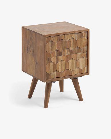 Table de chevet Khaleesi  40 x 55 cm