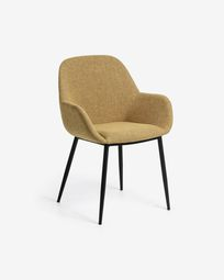 Chair Konna mustard