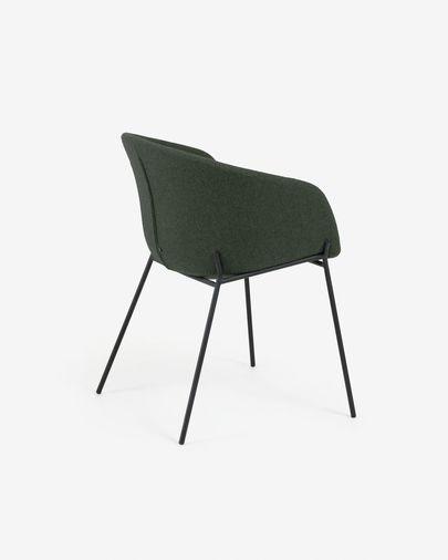 grüner Yvette Sessel
