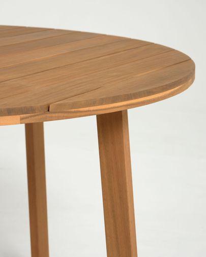 Dafna outdoor ronde tafel gemaakt van massief acaciahout Ø 120 cm