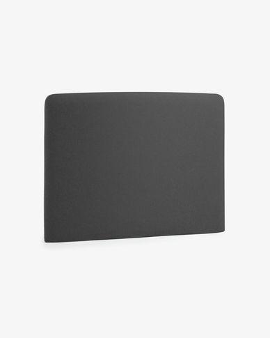Dyla headboard 108 x 76 cm graphite