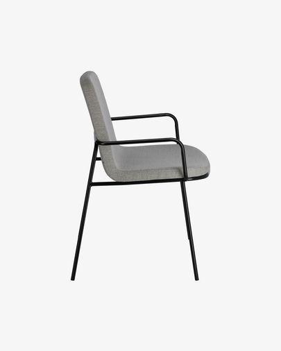 Cadira Giuilia gris clar