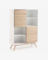 Eunice bookcase 104 x 152 cm