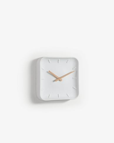 Wall clock square Wana 26 x 26 cm