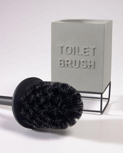 Jainen black toilet brush