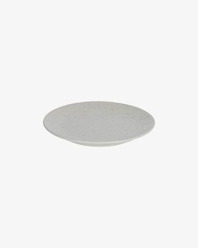 Aratani grey dessert plate