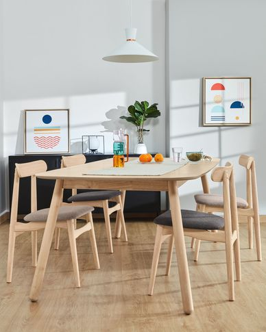 Batilde tafel 140 x 70 cm