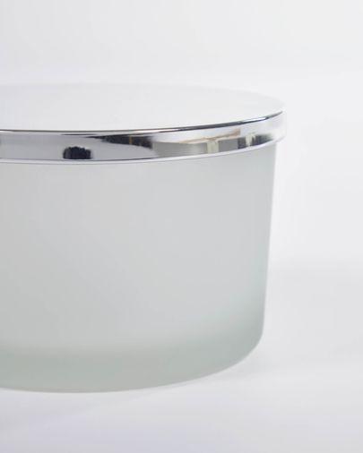 Evael transparent glass box