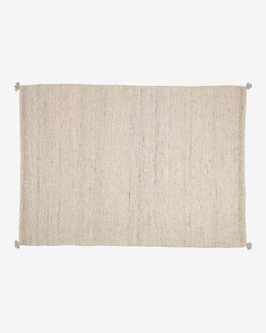 Carime beige rug 160 x 230 cm