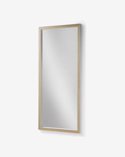 Enzo spiegel 78 x 178 cm wit