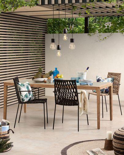 Vetter tafel 200 x 90 cm