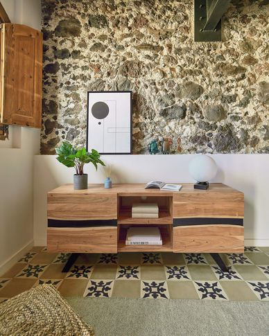 Uxia TV stand 160 x 65 cm
