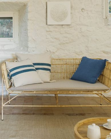 Cushion for Aiala 2-seater sofa 65 x 125 cm