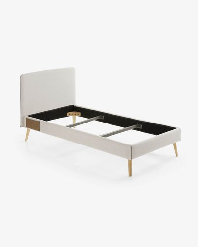 Letto Dyla 90 x 190 beige