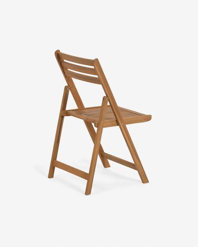 Składane krzesło ogrodowe Daliana lite drewno akacjowe 100% FSC