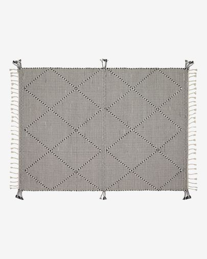 Catifa Nurit 160 x 230 cm negre