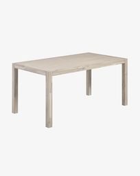 Table Alen 160 x 90 cm en bois d'acacia