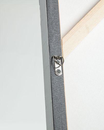 Quadro Dareen 80 x 80 cm