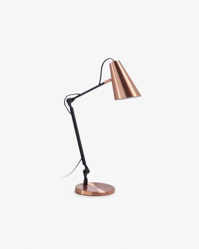 Lámpara de sobremesa Ambit de acero