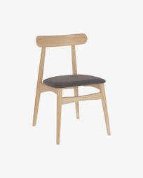 Dark grey Nayme Chair