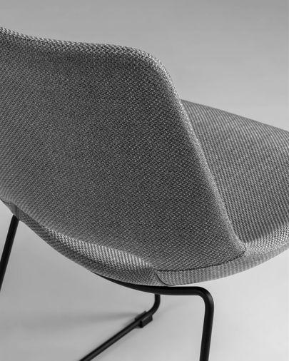 Dark grey Zahara chair