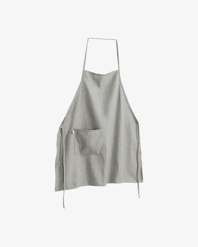 Keukenschort Samay grijs