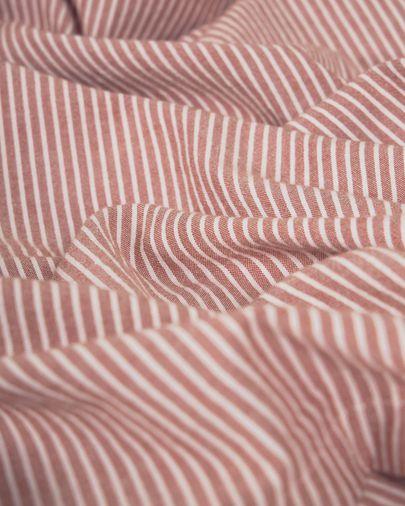 Set Giorgii funda nórdica, bajera y funda almohada 100% algodón GOTS 90 x 190 cm