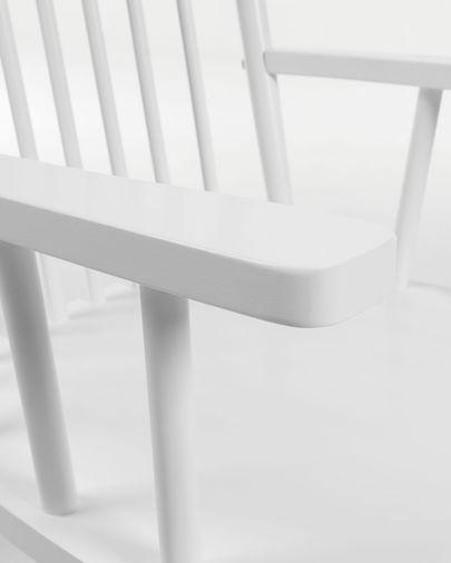 Tenzo Schommelstoel wit