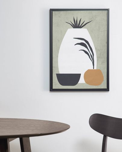 Bianey grijs afbeelding 50 x 70 cm