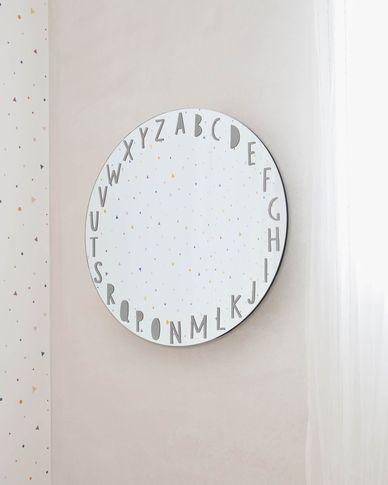 Keilar round wall mirror Ø 50 cm