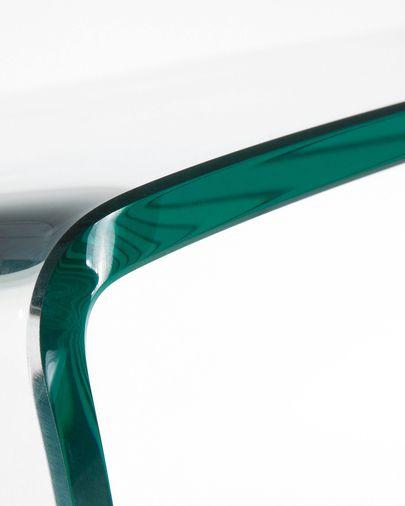 Consola Burano de cristal 125 x 78 cm